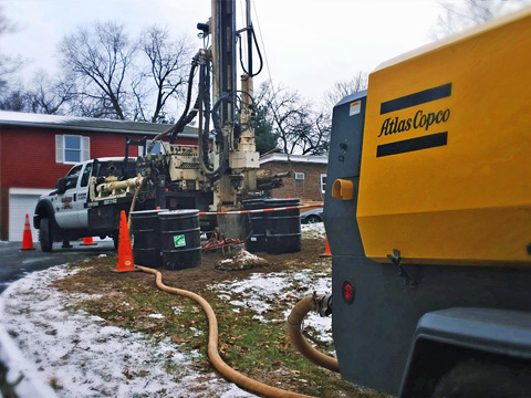 Environmental & Well Drilling